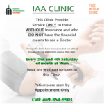 IAA-Clinic-Flayer